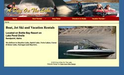 A Day On The Lake Website